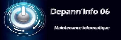 Depann'Info 06 - Dépannage informatique Nice